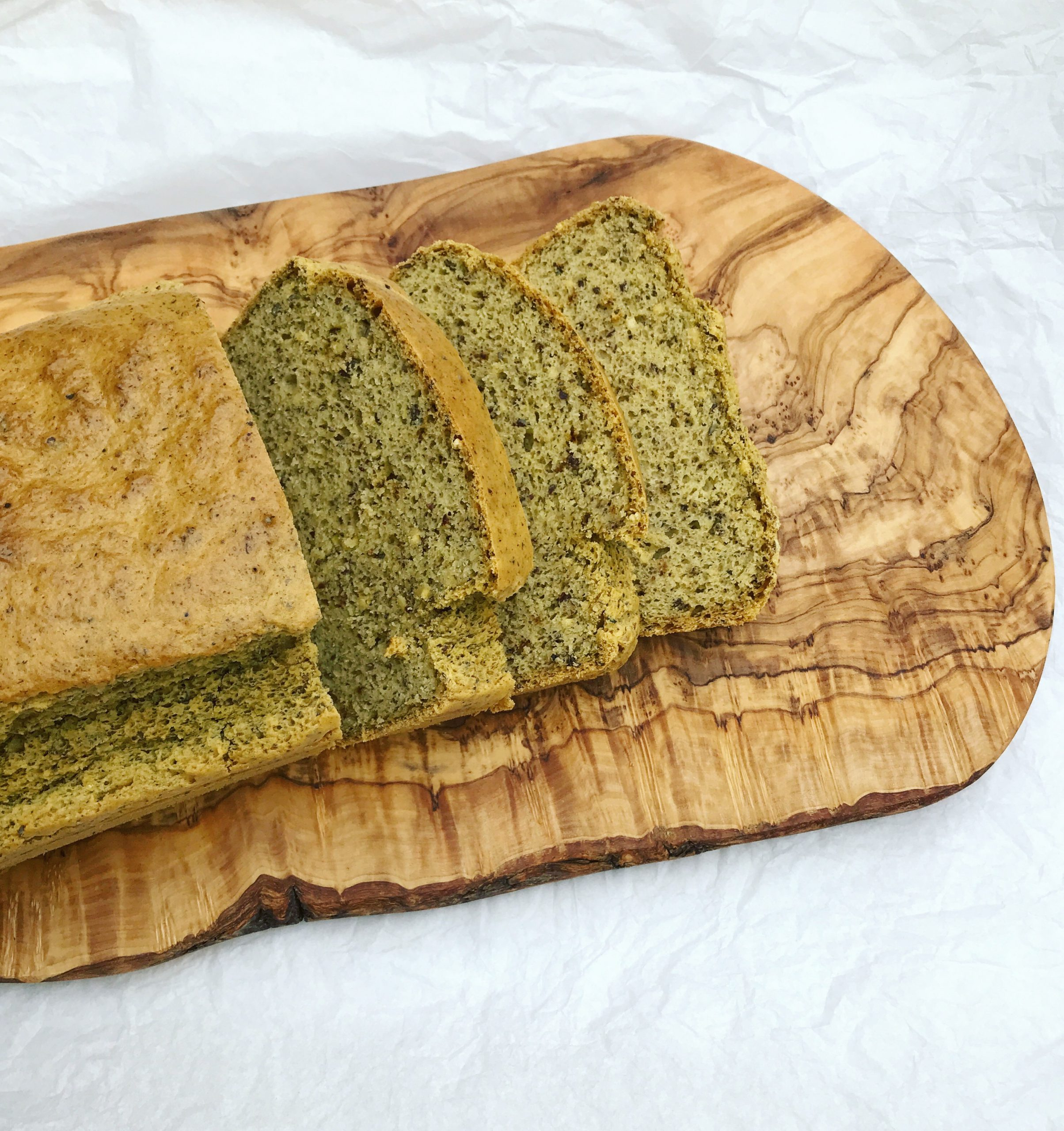 Chickpea Soda Bread